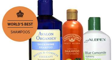 Best organic sls free shampoos