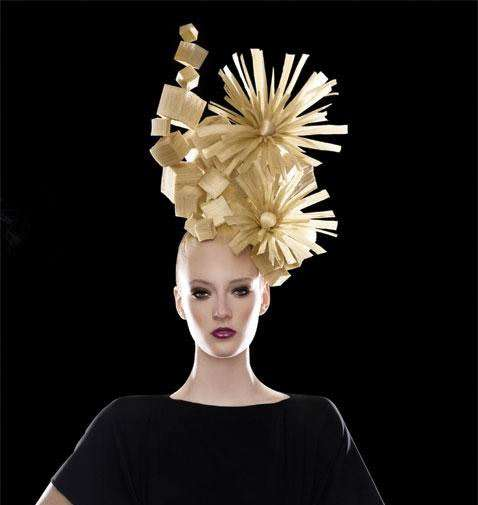 10 Amazing Examples Of Hair Sculpture Art