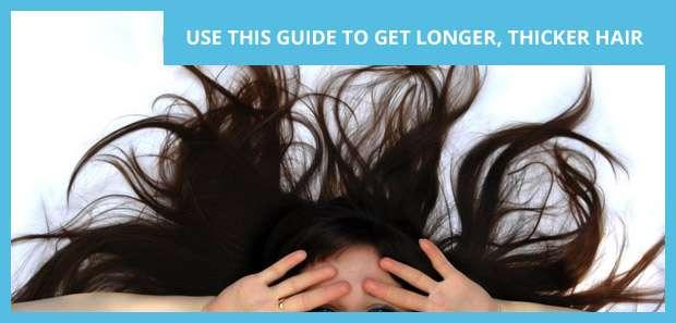 Grow longer hair fast