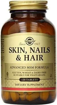 MSM for hair loss