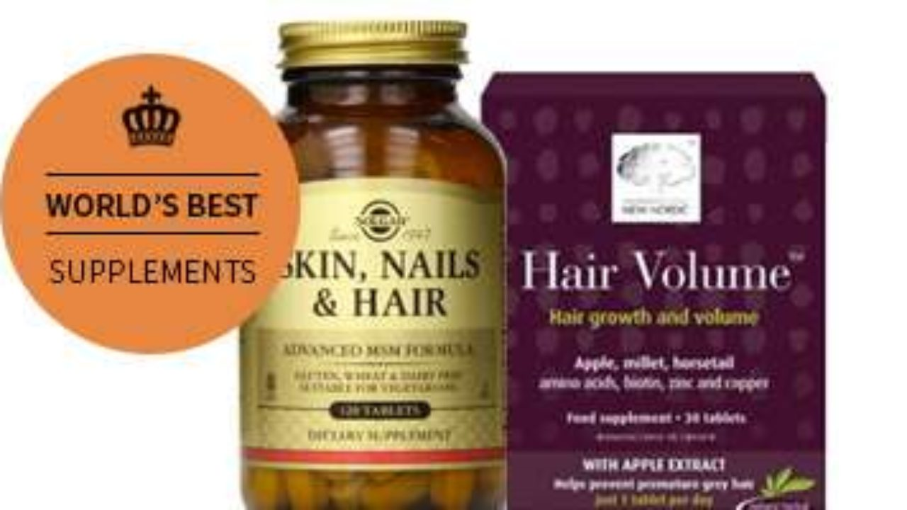 Best Vitamins For Hair Growth A Complete Guide Nicehair Org
