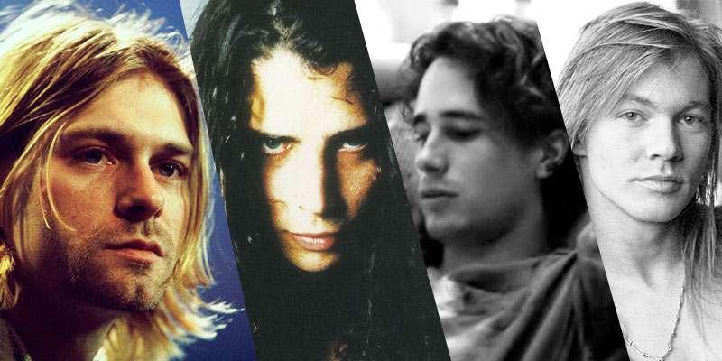 Best rock star hairstyles