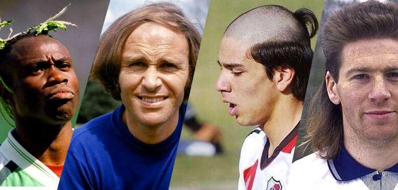 Worst Footballer Hairstyles