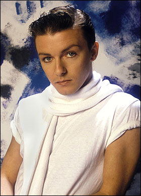 Ricky gervais young