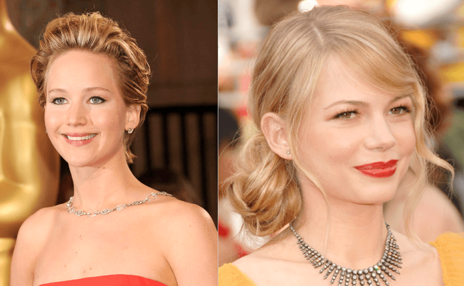 Iconic hairstyles of the Oscars