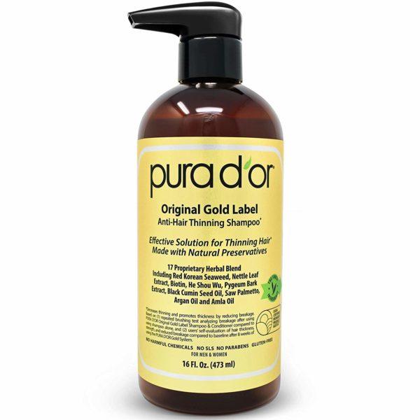 Pura D'Or Gold Label Anti-/hair Loss Shampoo