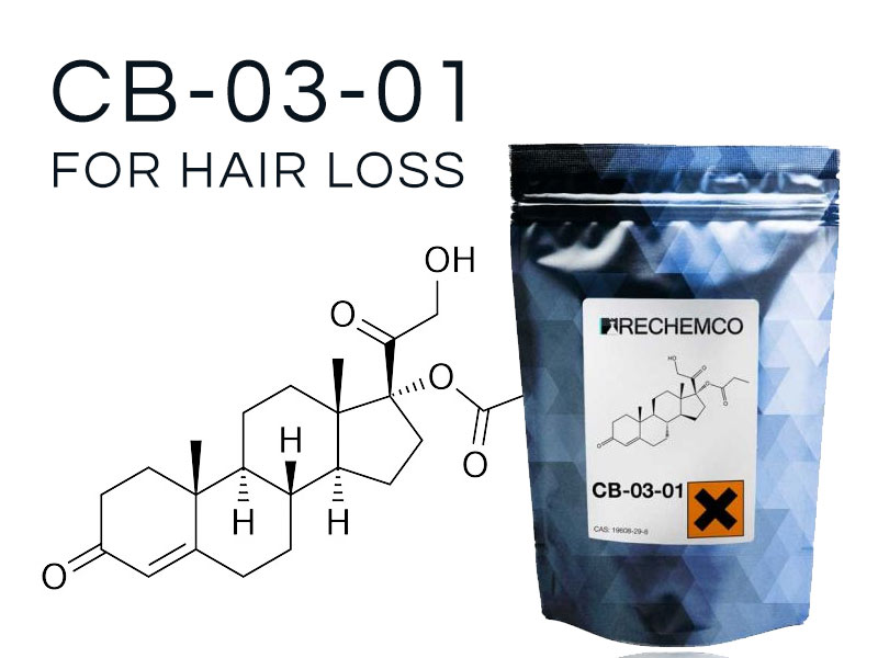 CB 03 01 for hair loss