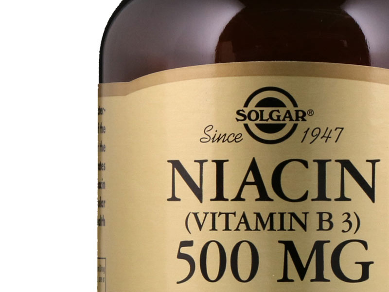 Niacin for hair loss