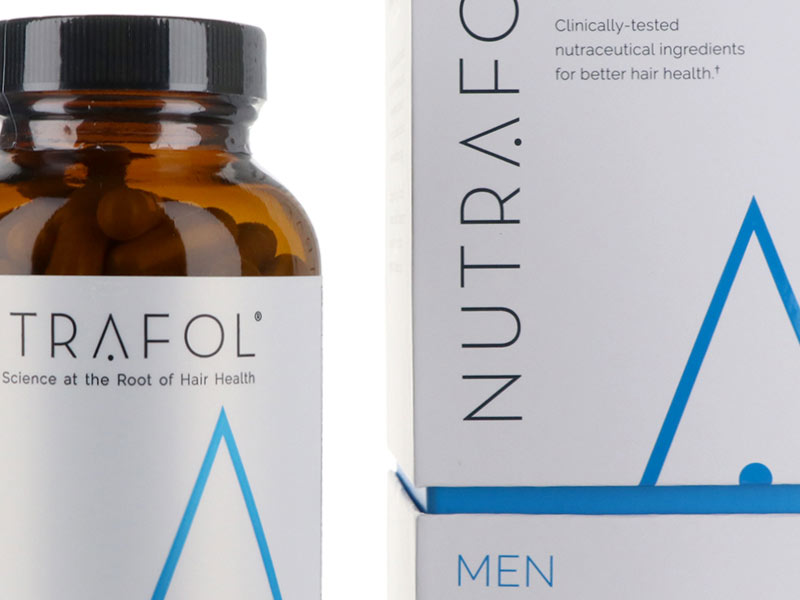 Nutrafol hair loss supplement for men