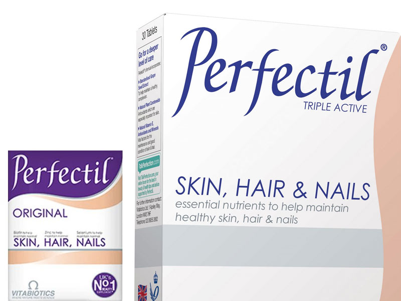 Perfectil hair skin nails supplement