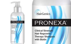 Pronexa hair loss shampoo