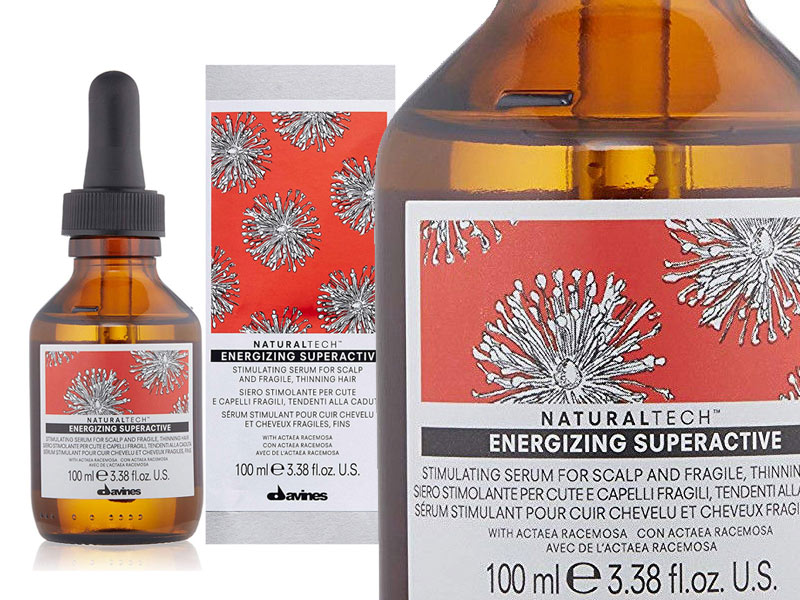 Davines Natural Tech Energizing Superactive Serum