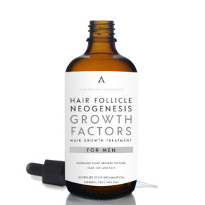 Hair Follicle Neogenesis Growth Factors Treatment