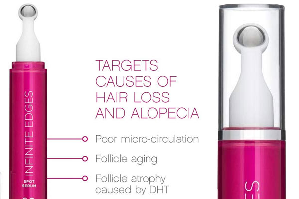 Hairfinity Infinite Edges Spot Serum