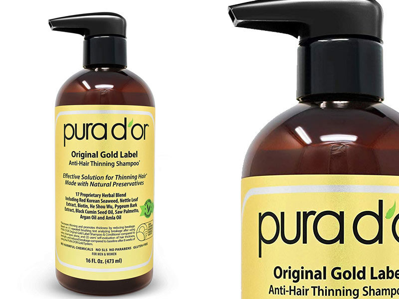 Pura d Or Gold Label Hair Loss Shampoo
