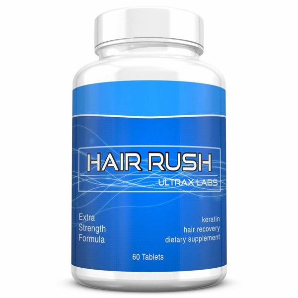 Ultrax Labs Hair Rush hair loss supplement