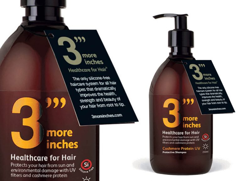 3 More Inches Shampoo