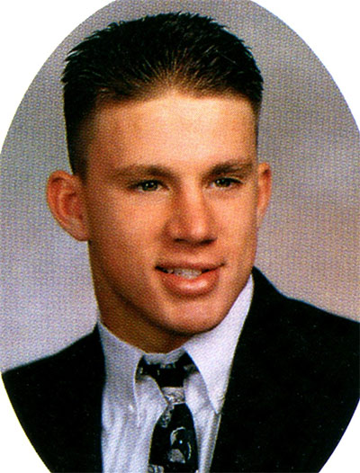 Channing Tatum young